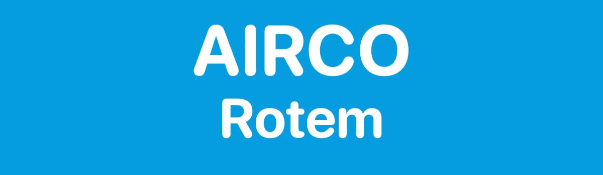 Airco in Rotem