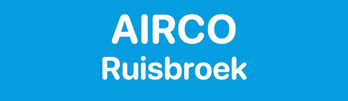 Airco in Ruisbroek