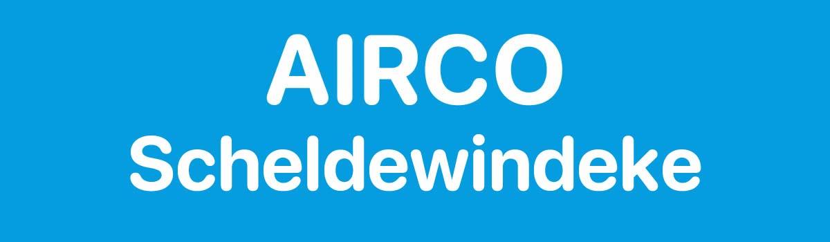 Airco in Scheldewindeke