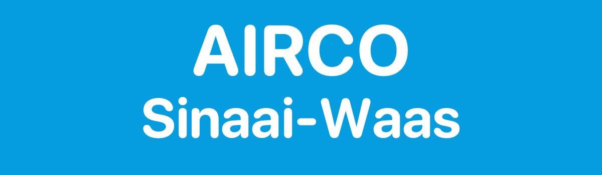 Airco in Sinaai-Waas