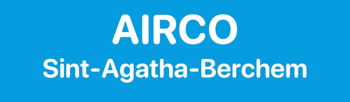 Airco in Sint-Agatha-Berchem