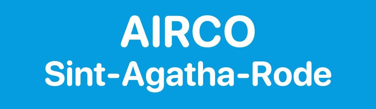 Airco in Sint-Agatha-Rode