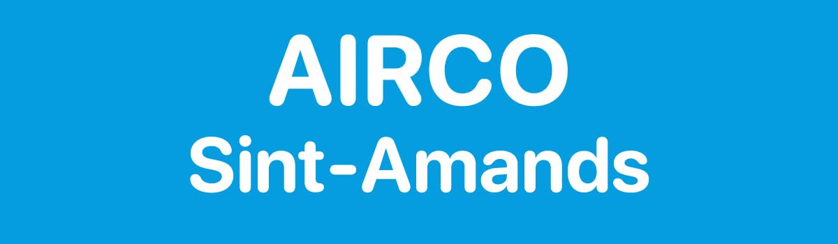 Airco in Sint-Amands