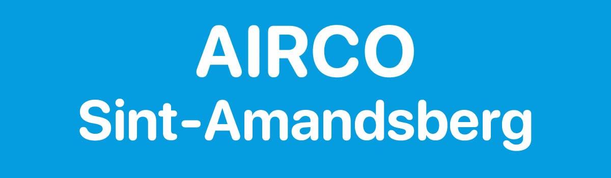 Airco in Sint-Amandsberg
