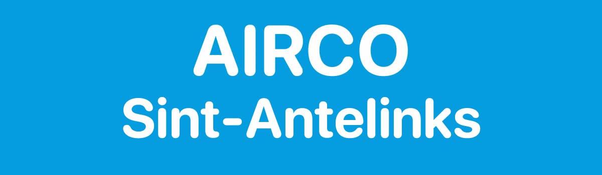 Airco in Sint-Antelinks