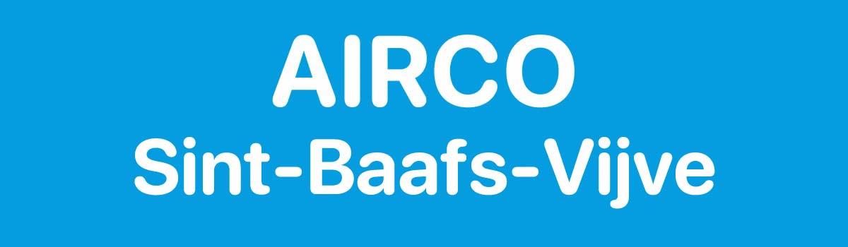 Airco in Sint-Baafs-Vijve