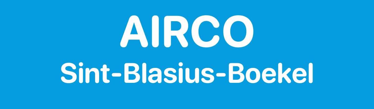 Airco in Sint-Blasius-Boekel