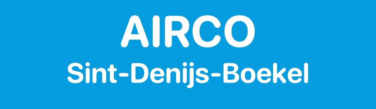 Airco in Sint-Denijs-Boekel