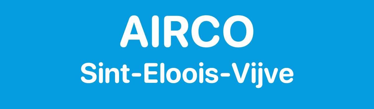Airco in Sint-Eloois-Vijve
