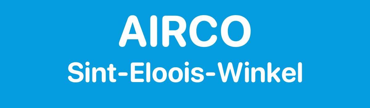 Airco in Sint-Eloois-Winkel