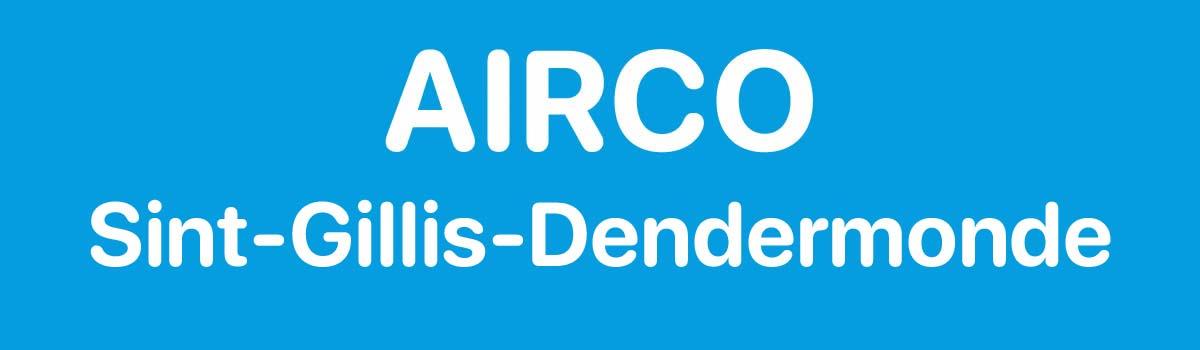Airco in Sint-Gillis-Dendermonde