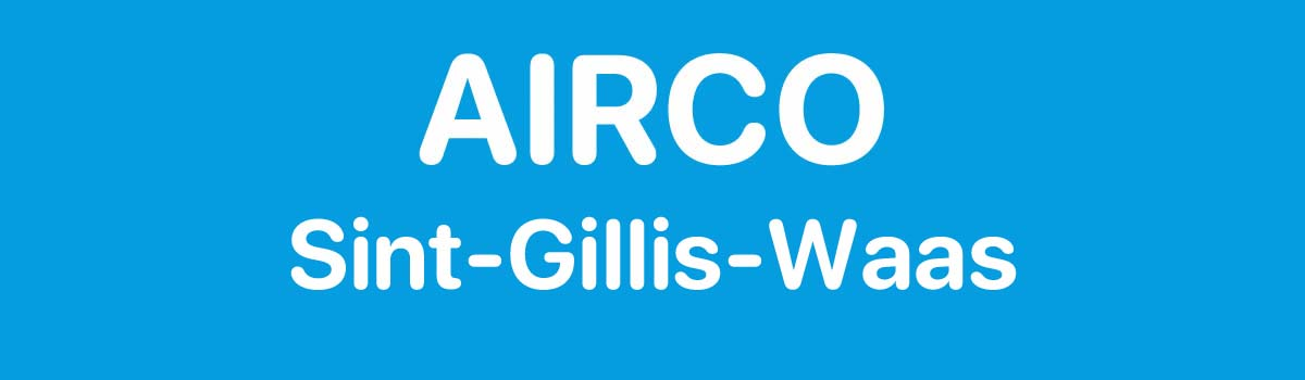 Airco in Sint-Gillis-Waas