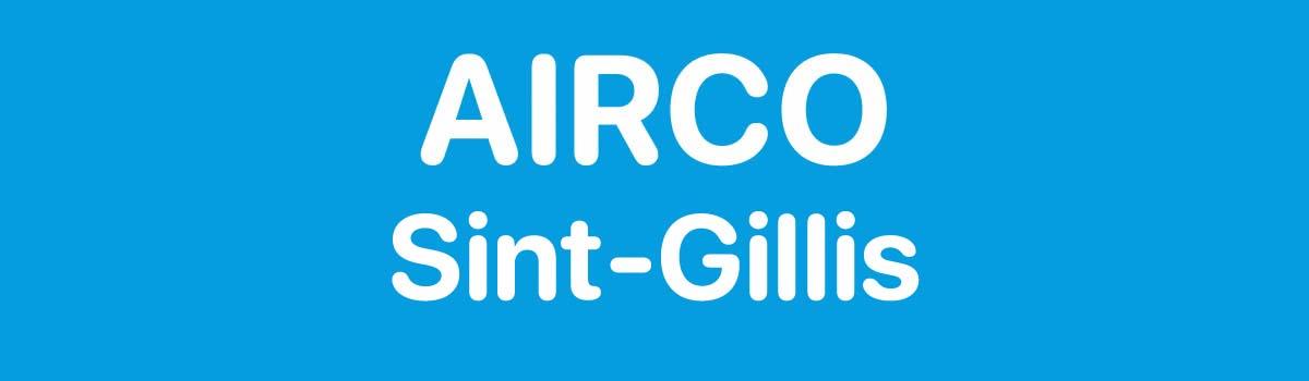 Airco in Sint-Gillis