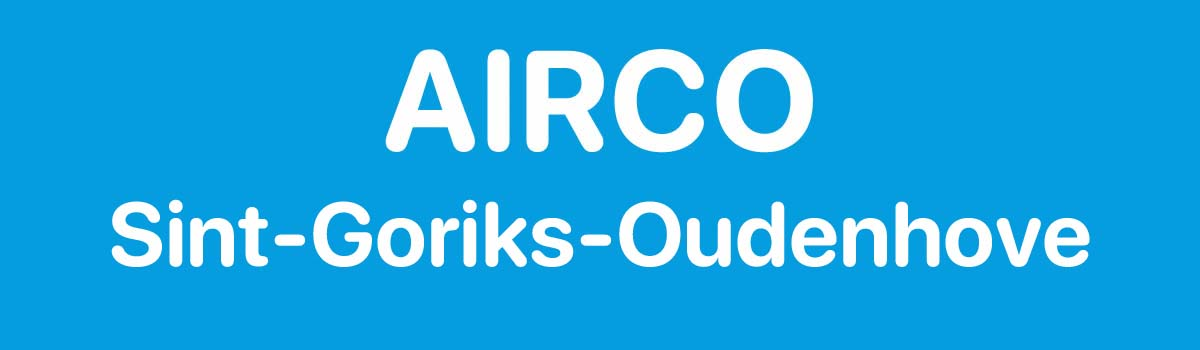 Airco in Sint-Goriks-Oudenhove