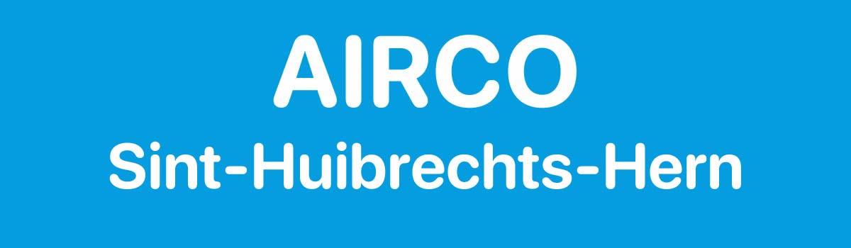 Airco in Sint-Huibrechts-Hern