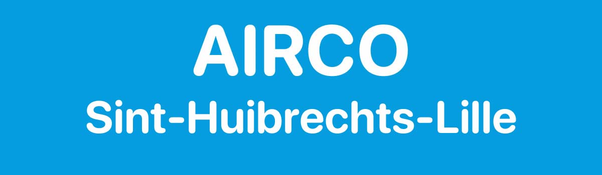 Airco in Sint-Huibrechts-Lille