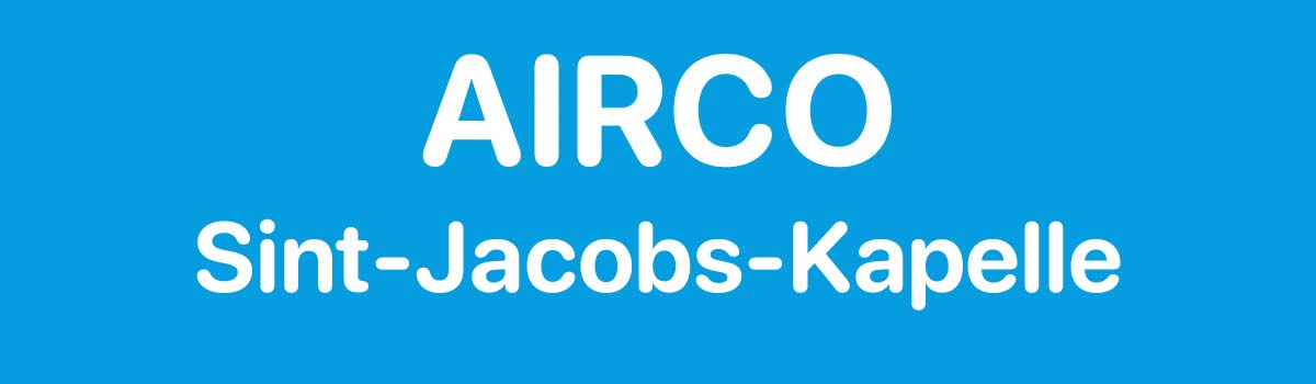Airco in Sint-Jacobs-Kapelle