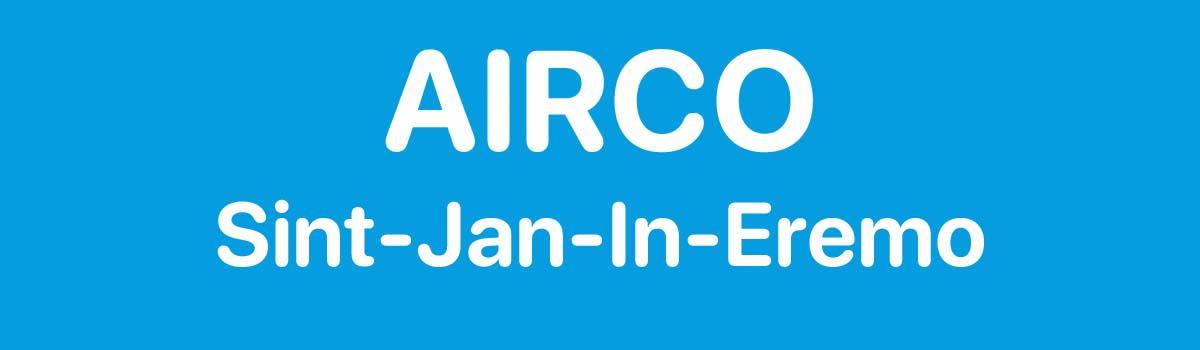 Airco in Sint-Jan-In-Eremo