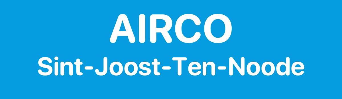 Airco in Sint-Joost-Ten-Noode