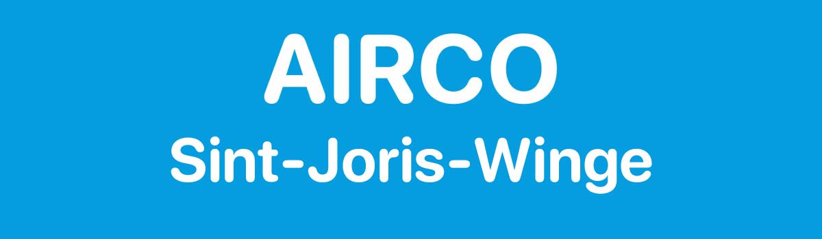Airco in Sint-Joris-Winge