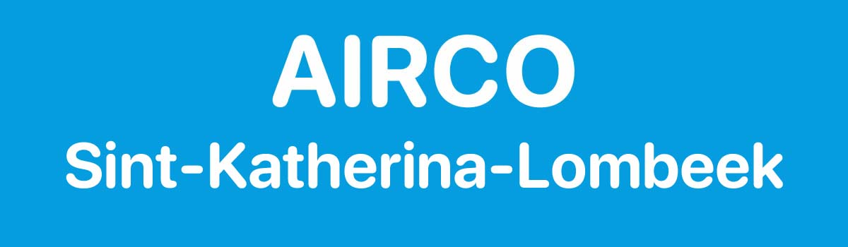 Airco in Sint-Katherina-Lombeek