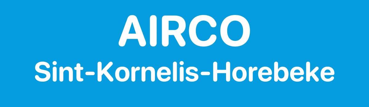 Airco in Sint-Kornelis-Horebeke