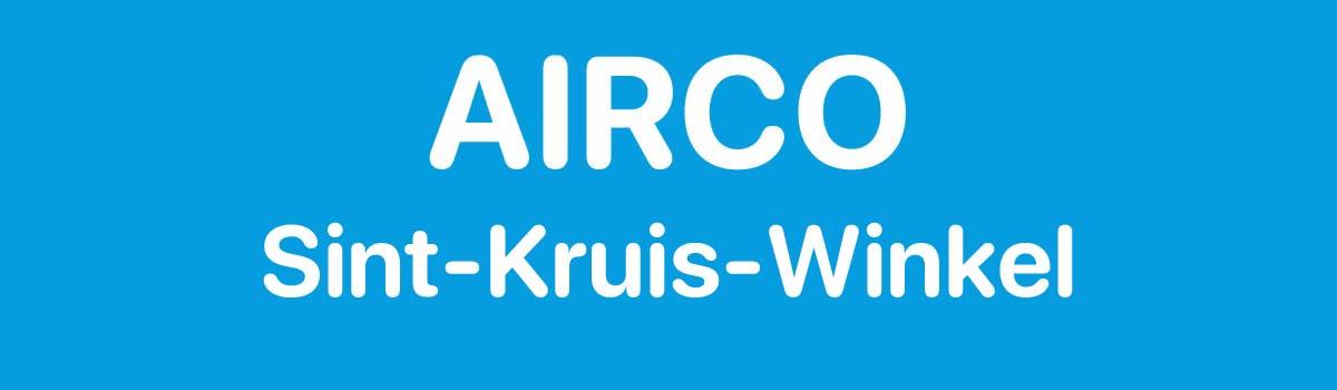 Airco in Sint-Kruis-Winkel