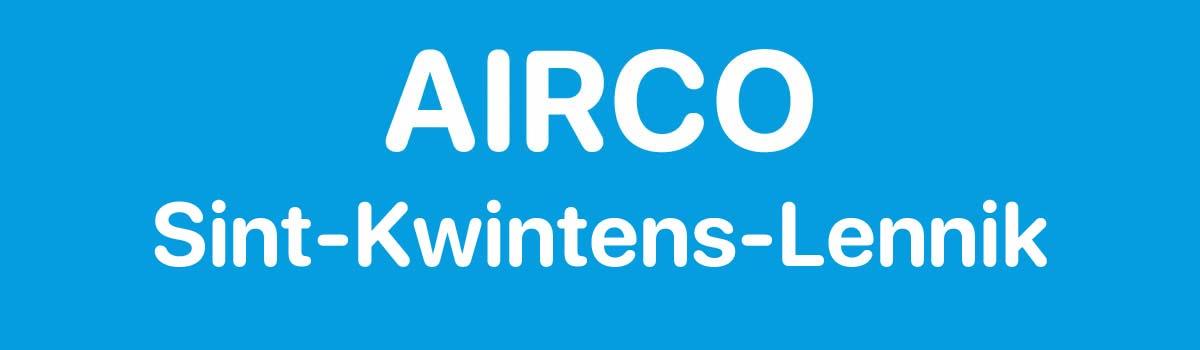 Airco in Sint-Kwintens-Lennik