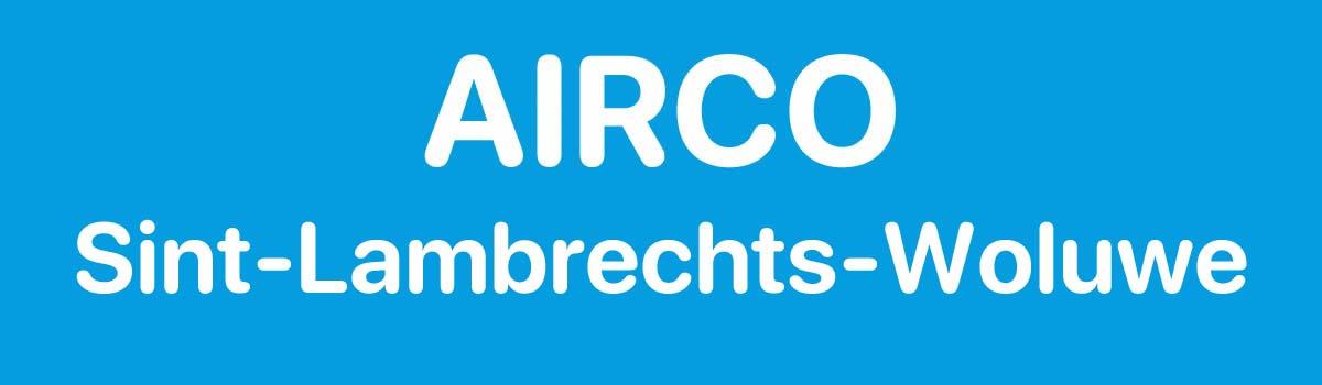 Airco in Sint-Lambrechts-Woluwe