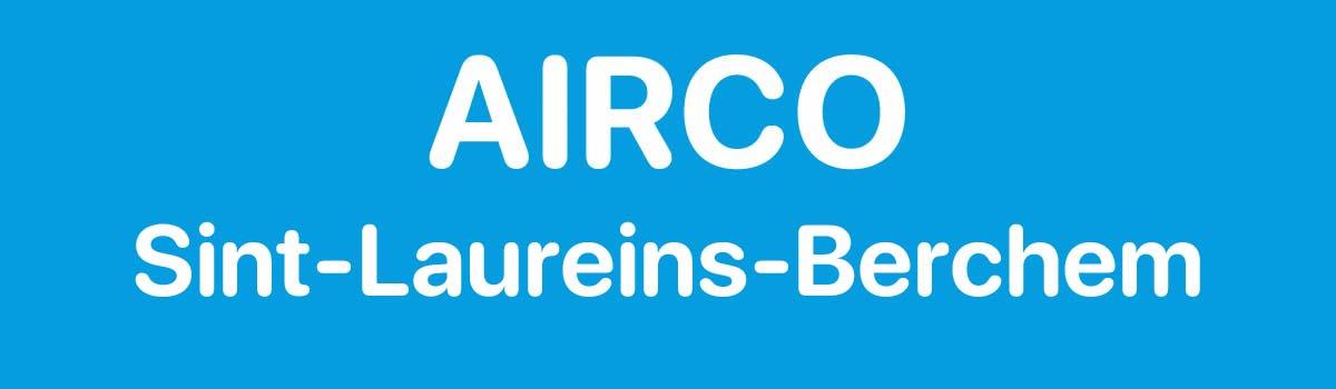 Airco in Sint-Laureins-Berchem