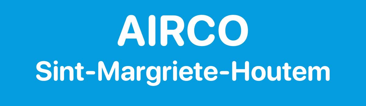 Airco in Sint-Margriete-Houtem