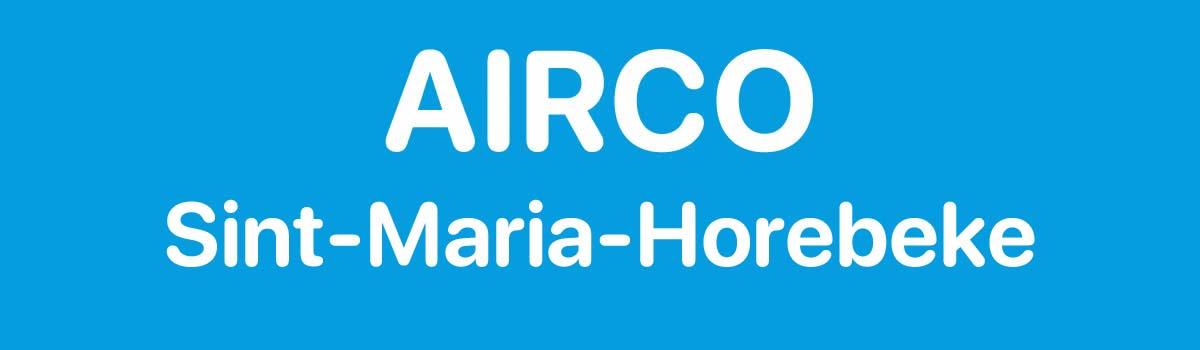 Airco in Sint-Maria-Horebeke