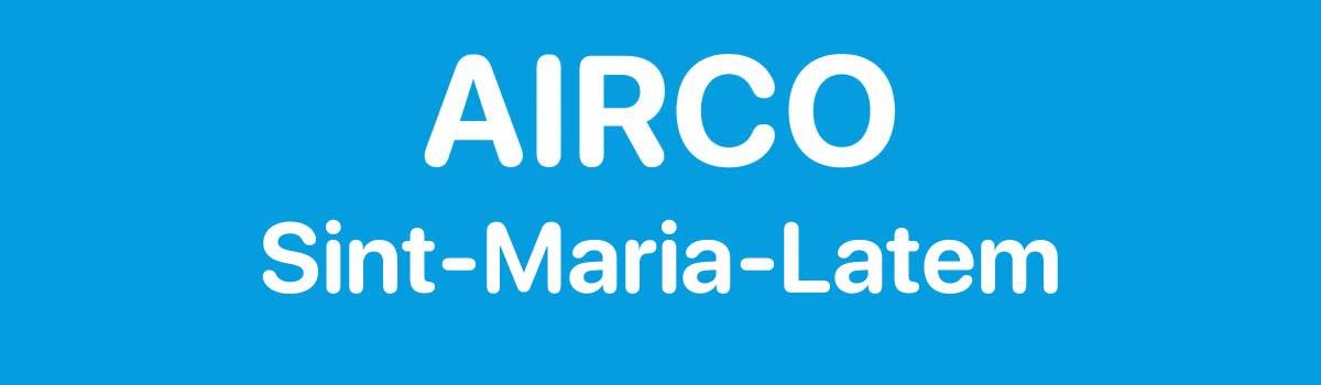Airco in Sint-Maria-Latem