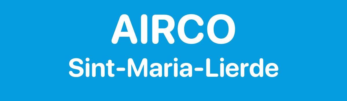 Airco in Sint-Maria-Lierde
