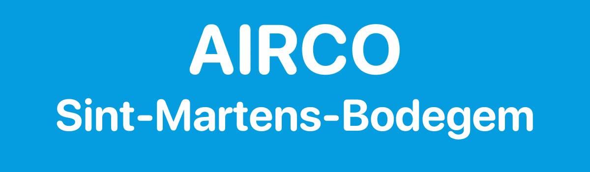 Airco in Sint-Martens-Bodegem