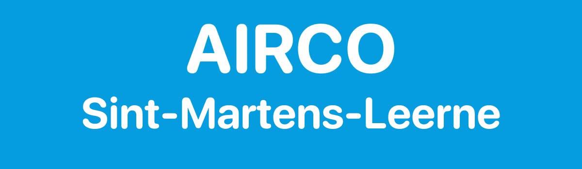 Airco in Sint-Martens-Leerne