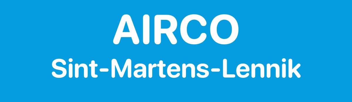 Airco in Sint-Martens-Lennik