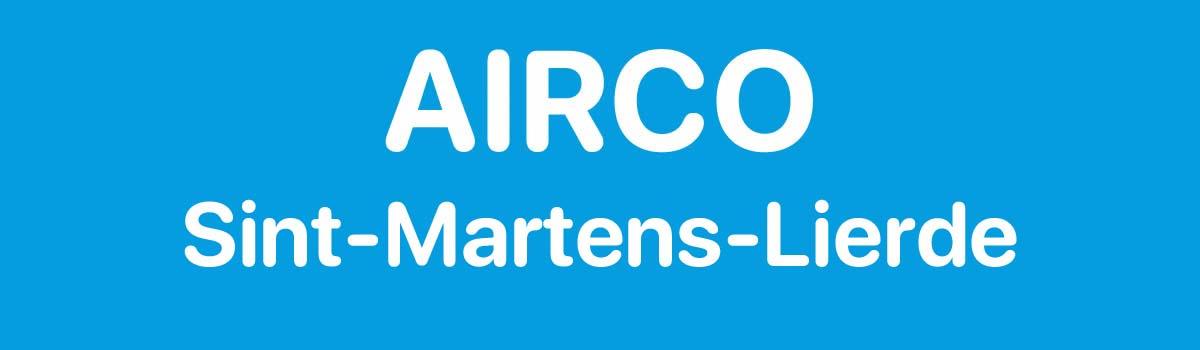 Airco in Sint-Martens-Lierde