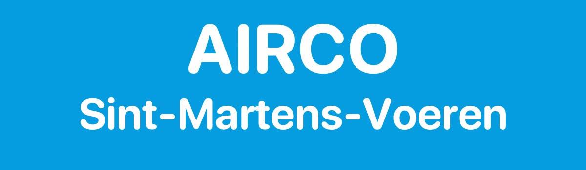 Airco in Sint-Martens-Voeren