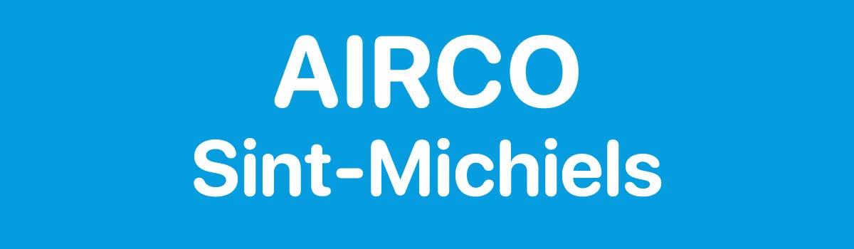 Airco in Sint-Michiels