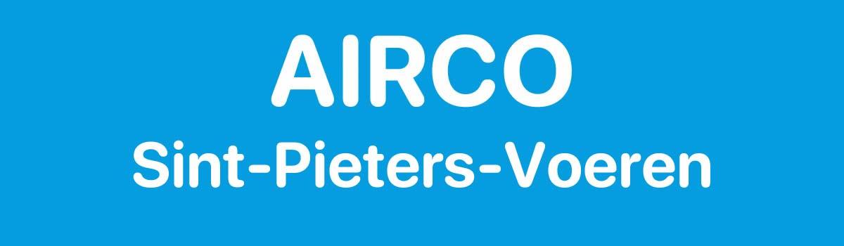 Airco in Sint-Pieters-Voeren