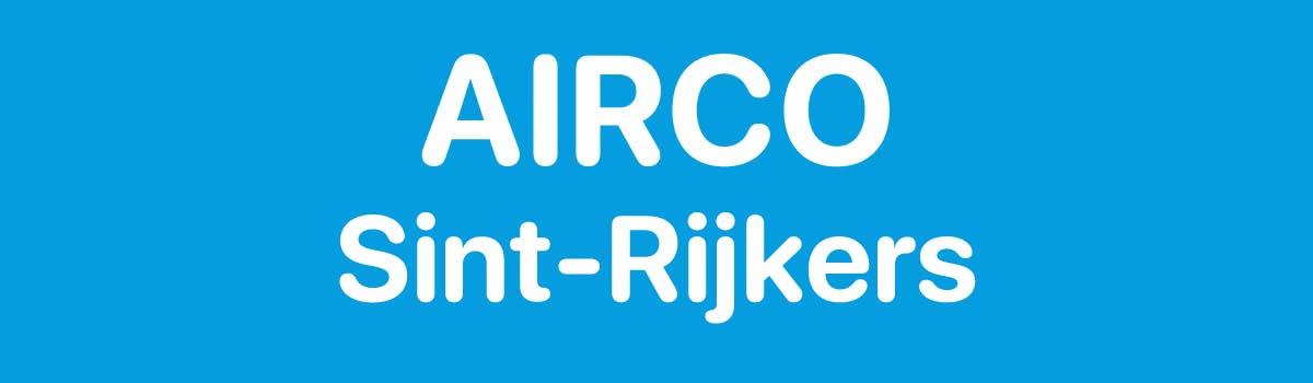 Airco in Sint-Rijkers