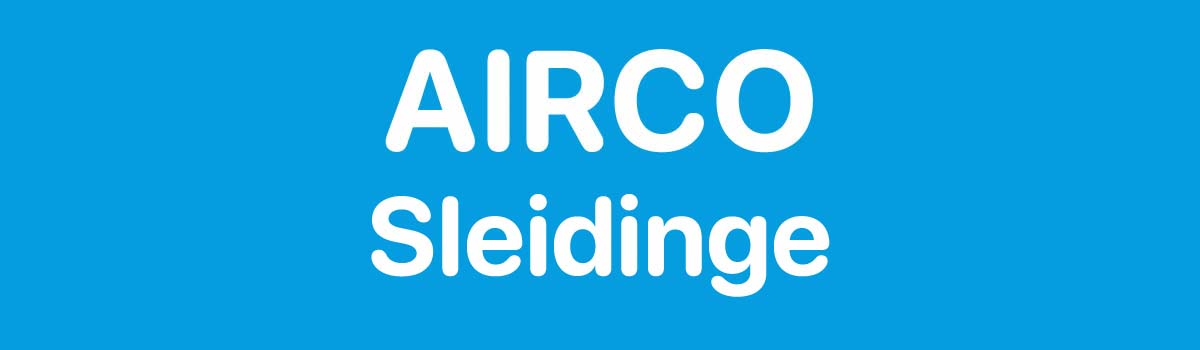 Airco in Sleidinge