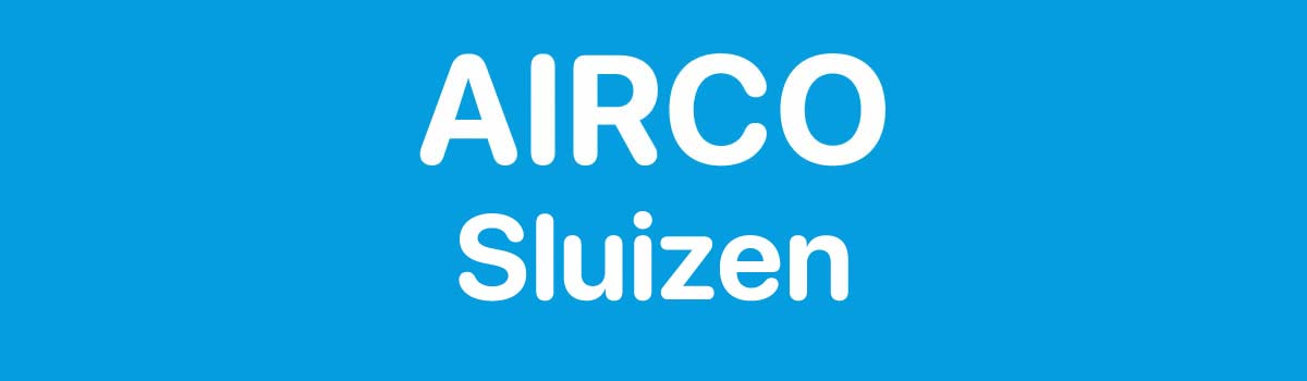 Airco in Sluizen