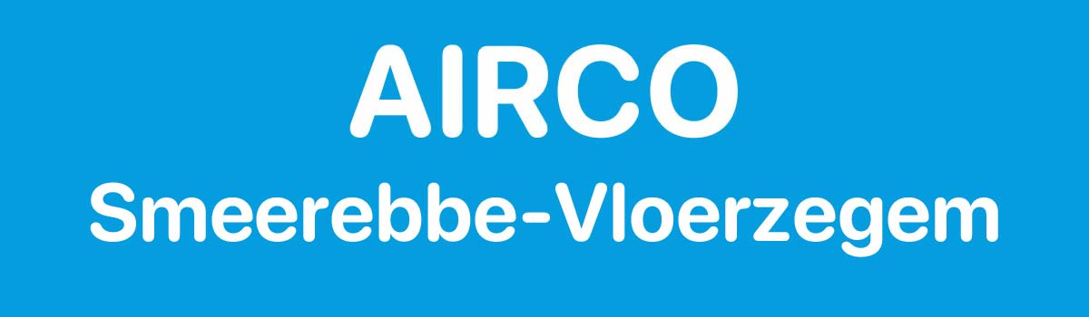 Airco in Smeerebbe-Vloerzegem