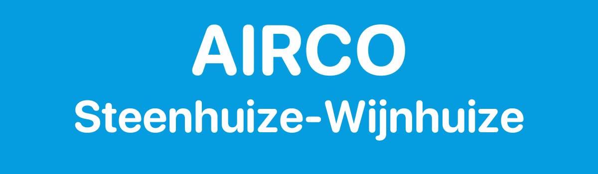 Airco in Steenhuize-Wijnhuize