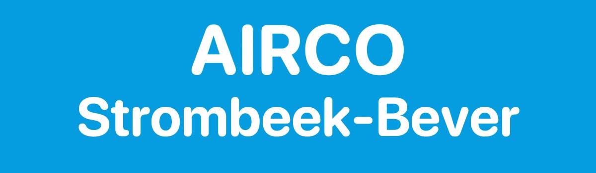 Airco in Strombeek-Bever