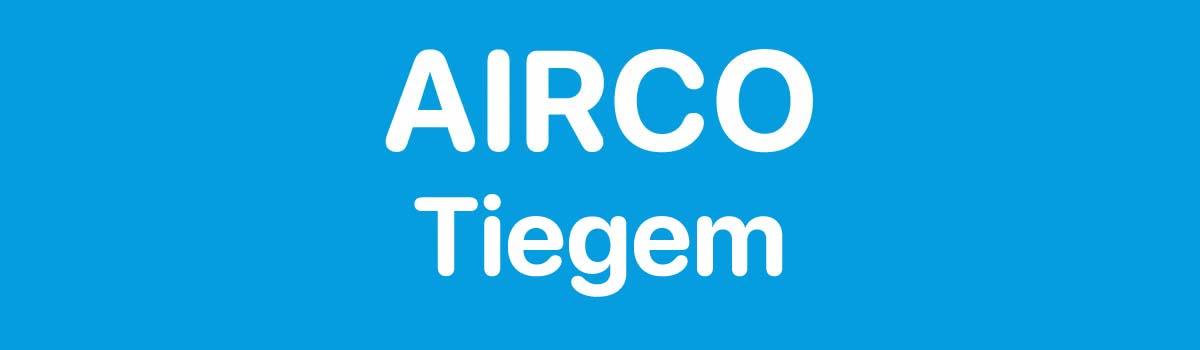 Airco in Tiegem