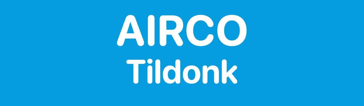 Airco in Tildonk