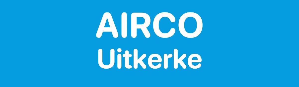 Airco in Uitkerke